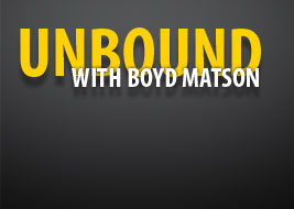 Unbound with Boyd Matson